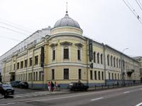 Дом Болконского на Воздвиженке