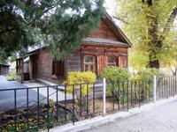 Дом-музей  В.И. Чапаева в г. Балаково