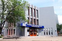 Здание Музейно-выставочного центра Забайкальского края. Фото: Букленков И.И.