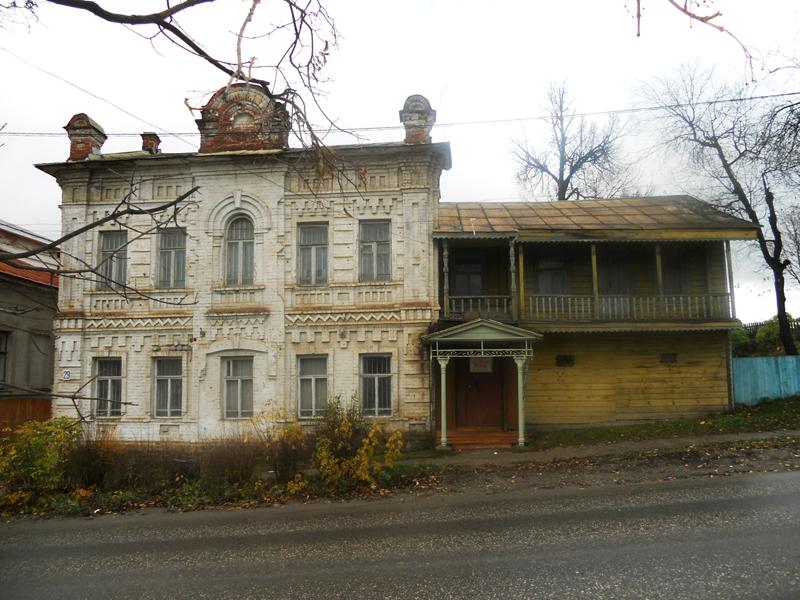 Здания и сооружения: Судиславский краеведческий музей