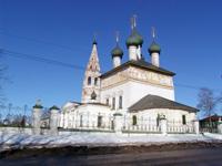 Никольский храм (музей)