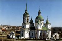 Свято-Никольский храм в с. Быньги