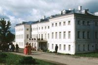 Историко-архитектурный и природный музей-усадьба «Полотняный Завод»