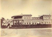 Бианки И.К. Особняк В.И. Барятинского в Царском Селе. 1870-е