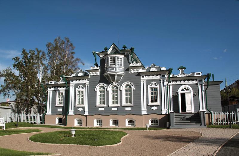 Здания и сооружения: Дом-музей Трубецких