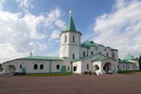 Ратная палата, где расположен музей Россия в Великой войне