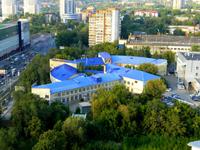 Здание Средневолжского филиала ГЦСИ в Самаре