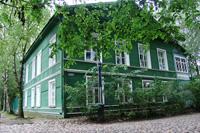 Дом-музей Ф.М. Достоевского в  городе Старая Русса