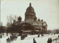 Булла К.К. Исаакиевский собор в Санкт-Петербурге. 1900-е