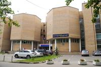 Здание, где находится Музей денег