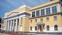 Здание, где находится Музей истории города Хабаровска