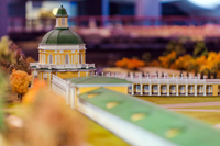 Меншиковский дворец (фрагмент)