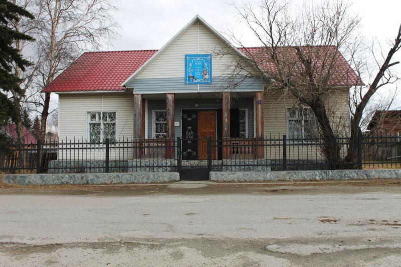 Здания и сооружения: Краеведческий музей имени И.В. Шодоева