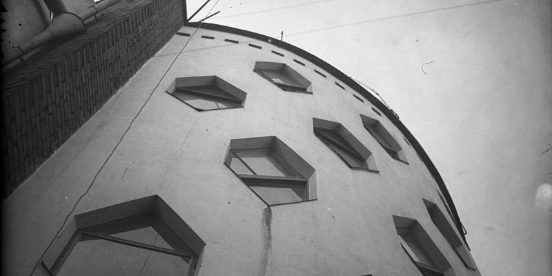 Здания и сооружения: Дом Мельникова