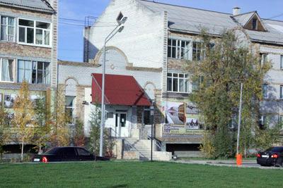 Здания и сооружения: Пуровский районный краеведческий музей
