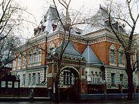 Экспозиционное здание музея