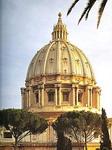 Микеланджело Буонарроти и Джакомо делла Порта. Купол Собора Св. Петра