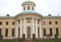 Дворец. Государственный музей-усадьба Архангельское