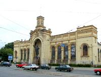 Варшавский вокзал (Музея железнодорожной техники)