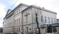 Здания и сооружения: Московский музей современного искусства