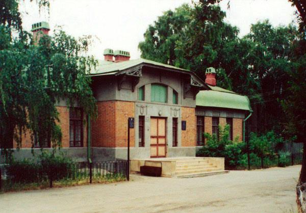 Здания и сооружения: Балаковская художественная галерея