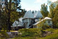 Здания и сооружения: Музей-усадьба И.Е.Репина Пенаты
