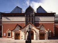 Здания и сооружения: Государственная Третьяковская галерея