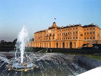 Здания и сооружения: Северный фасад Дворца