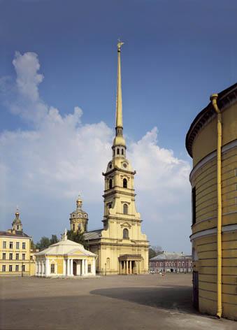 Здания и сооружения: Петропавловский собор