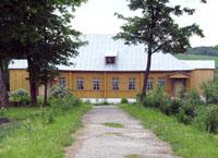 Усадебный дом в Дворяниново. Фото А.Лебедева