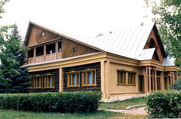 Здания и сооружения: Музейный комплекс Г. Тукая