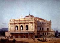 Кенель В. Санкт-Петербургский цирк. 1877