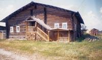 Крестьянский дом вымского типа