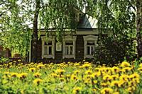 Дом родителей С.А. Есенина
