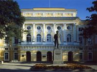 Русский музей: виртуальный  филиал» в РГПУ им. А.И.Герцена.