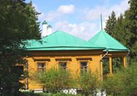Общий вид Дома-музея М.М. Пришвина