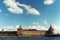 Шлиссельбургская крепость Орешек