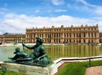 Здания и сооружения: Большой дворец Версаля