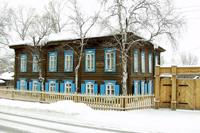 Административное здание музея Ф.М. Достоевского