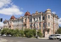 Дворец братьев Шумовых в Чите
