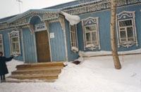 Здание музея, дом купчихи Морозовой