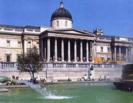 Здания и сооружения: Национальная галерея. Лондон