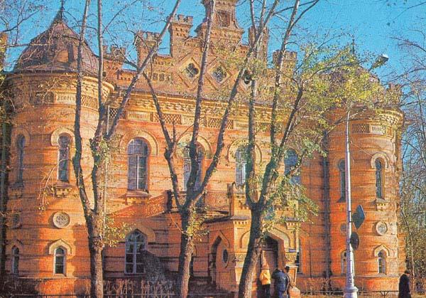 Здания и сооружения: Иркутский областной краеведческий музей