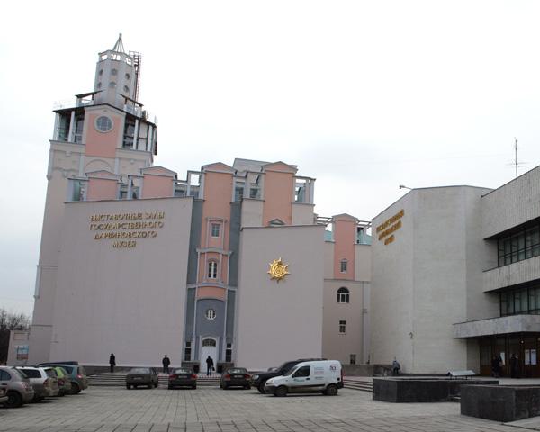 Здания и сооружения: К 100-летию Дарвиновского музея открыто новое здание