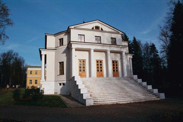 Здания и сооружения: Государственный музей-усадьба Остафьево Русский Парнас