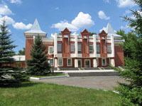 Здание Балашовского краеведческого музея