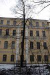 Фасад музея А. Ахматовой