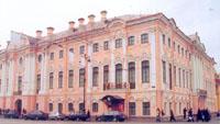 Строгановский дворец (филиал Русского музея)