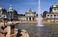 Здания и сооружения: Картинная галерея в Дрездене