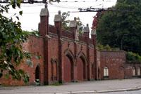 Городская сторона Фридландских ворот